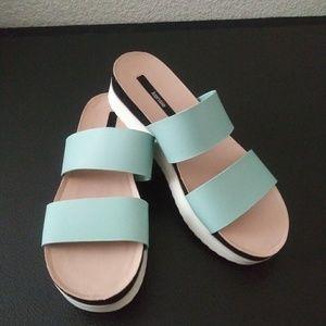 249a80f0388 Kensie Shoes - KENSIE BOSTON PLATFORM SANDAL